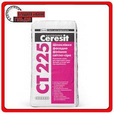 Ceresit CT 225 Шпаклевка фасадная финишная белая 25 кг