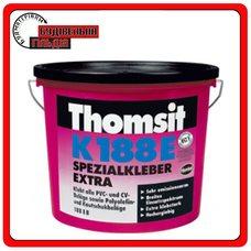 Ceresit K188E Клей для ПВХ, ХВ, полиуретановых, резиновых покрытий, 12 кг