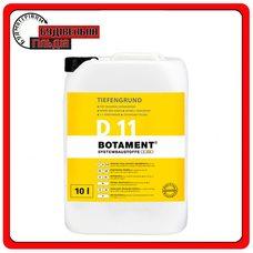 Botament D 11 ґрунтівка для підготовки поглинаючих основ 10 л