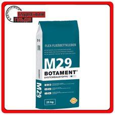 Botament M 29 Эластичный клей для пола C2 E S1, 25 кг