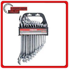 Proline Набір ріжкових ключів 12 предметів, 6х7 - 30х32 мм