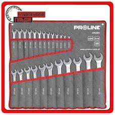 Proline Набор рожково-накидных ключей 24 предмета, 6-32 мм