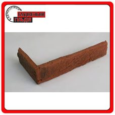 КАЛИФОРНИЯ Арабика искусственный камень 285х60х15мм (уп. 30 шт.) (угловой элемент)
