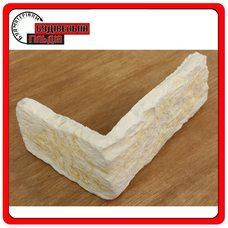 ПАЛЕРМО Арабика искусственный камень 270х120х160х20мм (уп. 9 шт.) (кутовий елемент)