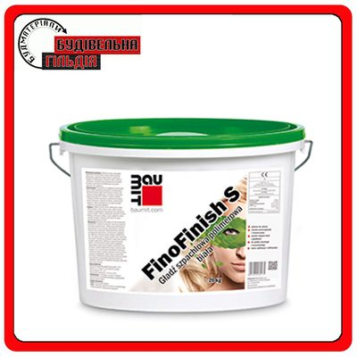Baumit FinoFinish фінішна шпаклівка, 9 кг
