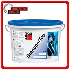 Baumit GranoporColor акриловая краска 24 кг