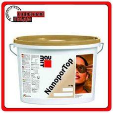 Baumit NanoporColor нанокраска База 24 кг