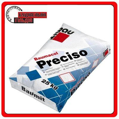 Baumit Preciso ремонтна суміш (товщина від 2-30 мм), 25 кг