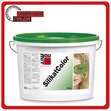 Baumit SilikatColor силикатная краска 24 кг