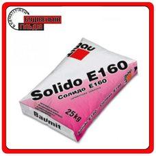 Baumit Solido E160 стяжка для пола (толщина от 25-80 мм), 25 кг