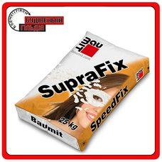 Baumit SupraFix смесь для приклеивания пенополистирола, 25 кг