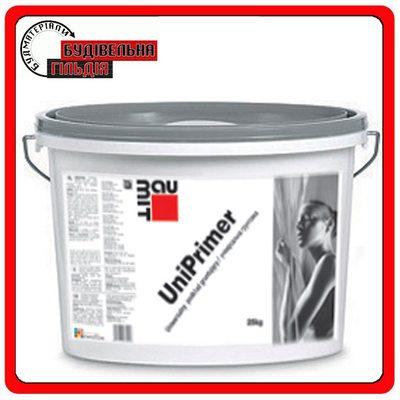 Baumit UniPrimer універсальна грунтовка під декоративну штукатурку 25 кг