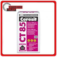 Смесь для крепления плит из пенополистирола Ceresit СТ 85 25 кг