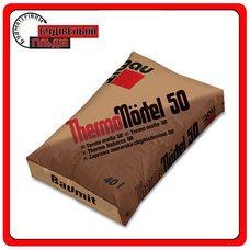 Thermomortel теплоизоляционная смесь для кладки керамических блоков 0,04м³