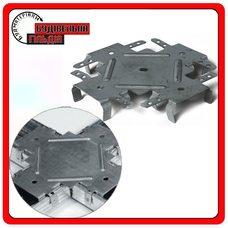 З'єднувач однорівневий для профілю CD-60 (S-0,6), Краб