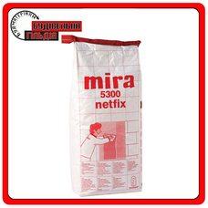 Mira 5300 netfix - клей для установки армуючої сітки на полістирол, 25 кг