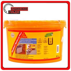 Sikafloor Multicryl Plus Однокомпонентная защитная акриловая краска для бетона, 15 л