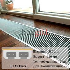 Внутрипольный конвектор FC 12 Plus, 1000 мм