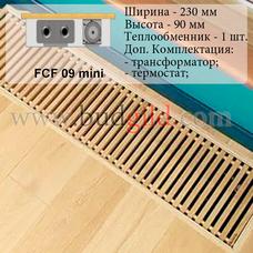 Внутрипольный конвектор FCF 09 mini 12v, 1000 мм