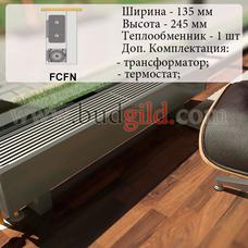 Внутрипольный конвектор FCFN 12v, 1000 мм
