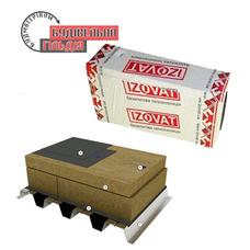 IZOVAT 190 кг/м3 100 мм (цена за м2)