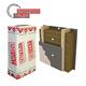 IZOVAT 40 кг/м3 50 мм (цена за м2)